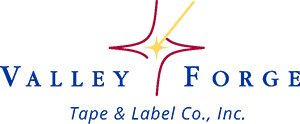 Custom Labels - Valley Forge Tape & Label